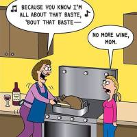 It's All about that Baste