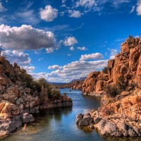 Prescott,Arizona: The Granite Dells, 4/29/18