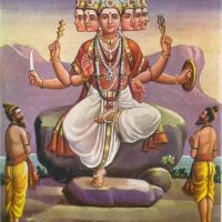 Myth & Legends of India: The Birth of Skanda