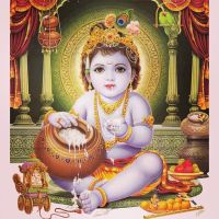 Myth & Legends of India: The Birth & Childhood of Krishna