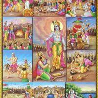 Myths & Legends of India: The War-skills Battle