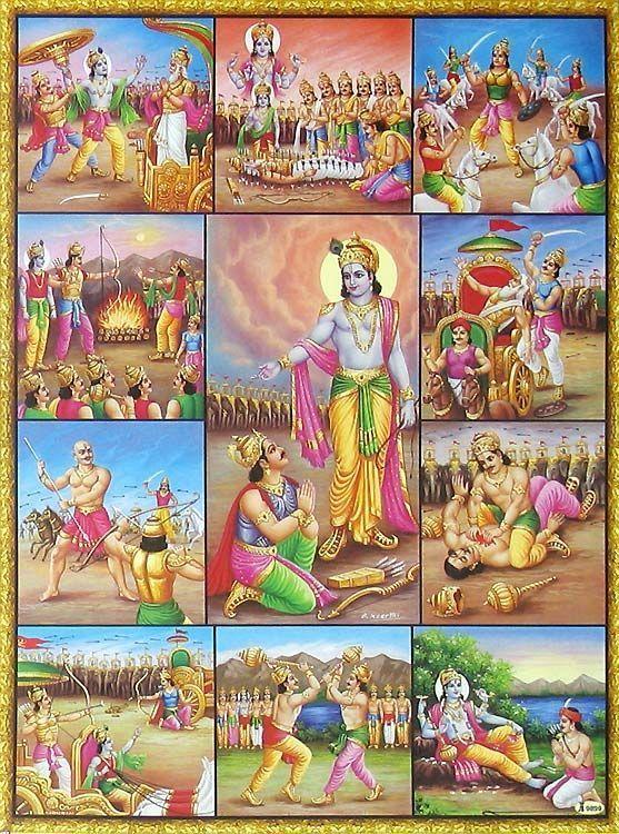 mahabharat-war-image