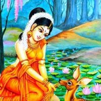 Myths & Legends of India: Birth of Sakuntala