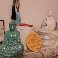 Religion post 2- Christ & Buddha
